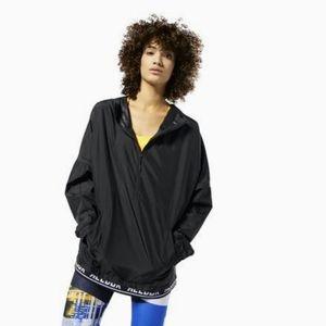 BNWOT Reebok Workout Jacket Black Size Medium